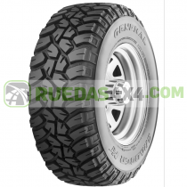 General Grabber MT 265/75 R16 123Q XL